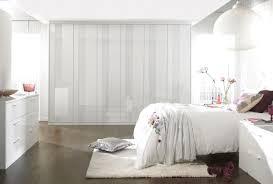 glossy white bedroom furniture interior design