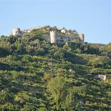 si e auto castle castle of s nicola de thoro plano amalfi coast cania amalfi coast