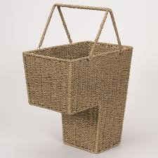 What Rolls Down Stairs by Amazon Com Household Essentials Ml 5647 Seagrass Wicker Stair