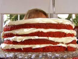 red velvet cake recipe alton brown food network