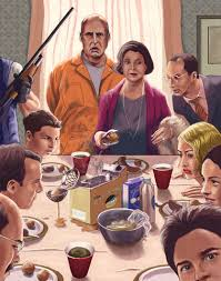 arrested development images bluth thanksgiving by cuyler smith