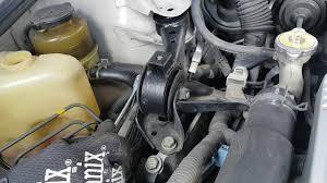 lexus es300 starter lexus 2003 es 300 top motor mount replacement youtube