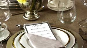 Table Place Settings by Table Setting Ideas Hgtv