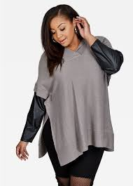 clearance plus size sweaters on sale stewart
