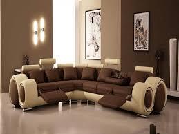 brown color schemes for living room home design