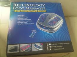 Jual Alat Pijat Punggung Advance jual alat pijat nuage foot massager infrared pijat kaki betis