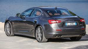 gray maserati maserati ghibli 2018 review by car magazine