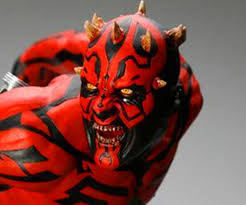 star wars darth maul cosplay rubber mask halloween party