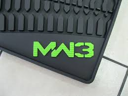 call of duty jeep emblem amazon com jeep wrangler call of duty mw3 cod front slush mats