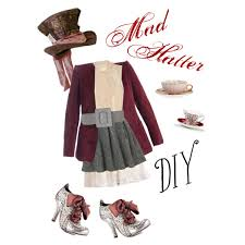 Mad Hatter Halloween Costume Diy Mad Hatter