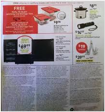 black friday lowes deals lowes black friday ad 2015