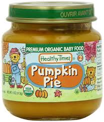 organic baby food for your lil foodie s thanksgiving feast