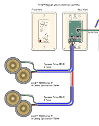 wiring additional speakers to whole house controllers avs forum