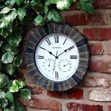 well turned large garden wall clocks ideas archives the made clock