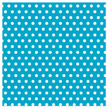 turquoise wrapping paper caribbean with polka dots jumbo gift wrap birthdayexpress