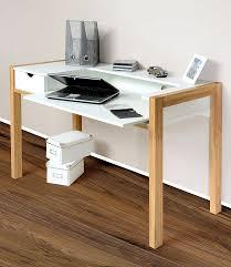 Pc Schreibtisch Kaufen Schreibtisch 1190 Eiche Massiv Weiss Online Kaufen