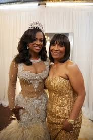 coming to america wedding dress real of atlanta s kandi burruss inspired wedding