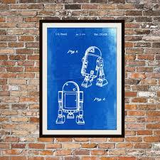 star wars r2 d2 blueprint art star wars droid r2 d2 technical