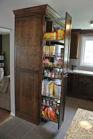 astounding standard kitchen pantry cabinet dimensions with pull