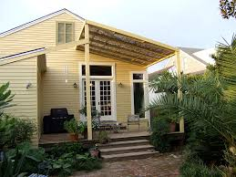 natural yellow paint colors for house exterior on the tropical
