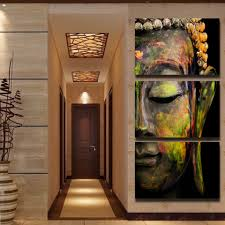 Decorative Paintings For Home by Large Buddha Painting Promotion Shop For Promotional Large Buddha