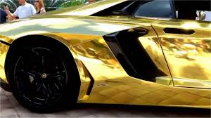 lamborghini gold first gold plated lamborghini aventador lp700 4 better only