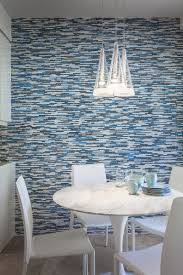 hgtv dining room ideas photos hgtv small dining room with mosaic tile accent wall