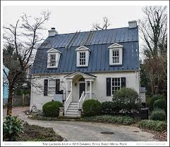 gambrel style roof annapolis maryland blog photograph two ladders atop an original