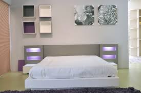 Headboards With Built In Lights Headboards With Lights Built In Home Design Ideas