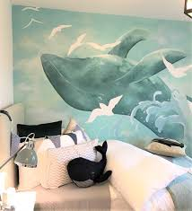 children s rooms jennifer foxley wall mural artist west jennifer foxley wall murals childrens rooms