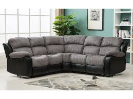 leather electric recliner chaise corner sofa california jumbo cord manual or electric recliner corner sofa