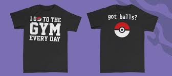 where can i get pokémon go t shirts in india updated quora