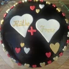 torte hochzeitstag 60 hochzeitstag torte jessis schlemmerkitchen de