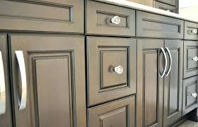Kitchen Cabinet Door Knob Placement Cabinet Door Knobs Cabinet Pull Locations Hardware Locations