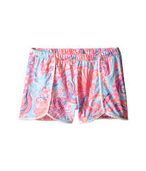 Swell Lilly Pulitzer by Lilly Pulitzer Skort Lilly Pulitzer Kids Chela Shorts Toddler