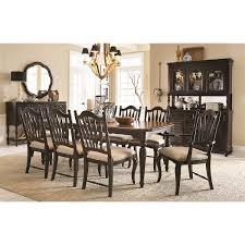 Legacy Dining Room Set by Legacy Classic Furniture 3510 174k Haven Complete China Cabinet