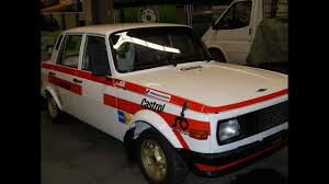 wartburg ddr ifa wartburg 353w sport rally castrol isolator werbung pkw