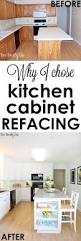 Refacing Cabinets Diy by Best 25 Cabinet Refacing Ideas On Pinterest Diy Cabinet