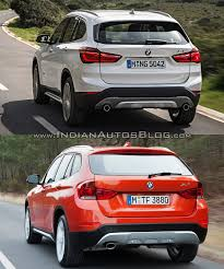 bmw 2016 2016 bmw x1 vs 2014 bmw x1 old vs new