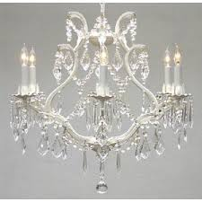 Victorian Chandelier For Sale White Wrought Iron Crystal Chandelier Lighting Free Shipping H