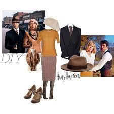 Halloween Costumes Bonnie Clyde Bonnie Clyde