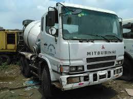 mitsubishi fuso box truck mitsubishi fuso fv415 concrete mixer trucks for sale mixer truck