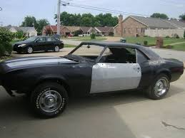 1968 camaro project car for sale ebay project of the week solid 1968 camaro themusclecarplace com