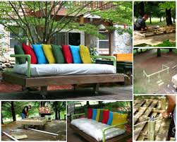 Diy Wooden Garden Furniture by 50 Wonderful Pallet Furniture Ideas And Tutorials