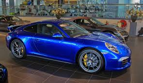matte blue porsche do all cars look worse with black wheels page 16 general