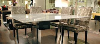 Dining Table For 20 20 Best Granite Top Dining Table Designs For Your Dining Room