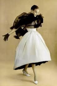 long in back short 60s in front elegance amplified givenchy 1957 l officiel vintage fashion