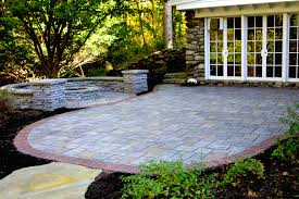 Unilock Fireplace Kits Price Unilock Richcliff Paver Patio With Fire Pit And Rivercrest Sitting