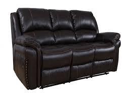 Black La Z Boy Power by Unique Double Reclining Sofa Modern Looking Reclining Sofas Power