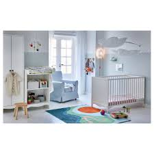 Changing Table Baby Solgul Changing Table White Ikea